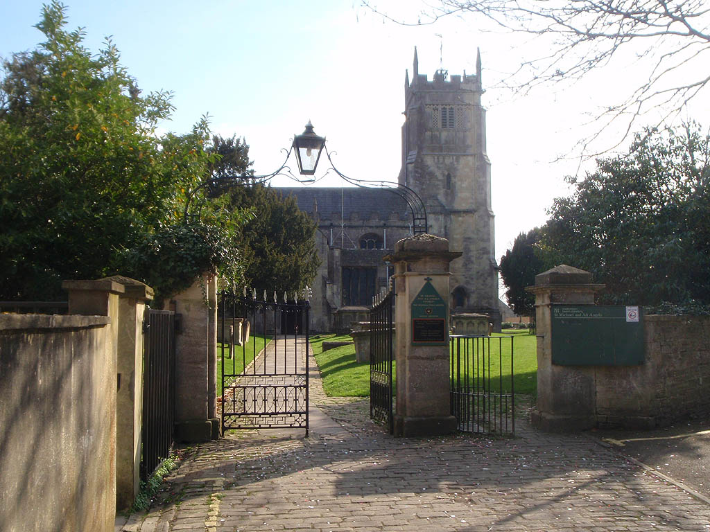 St Michaels and all Saints Church