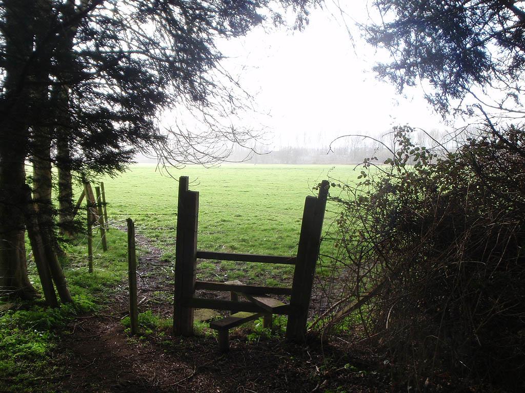A Stile near Beanacre