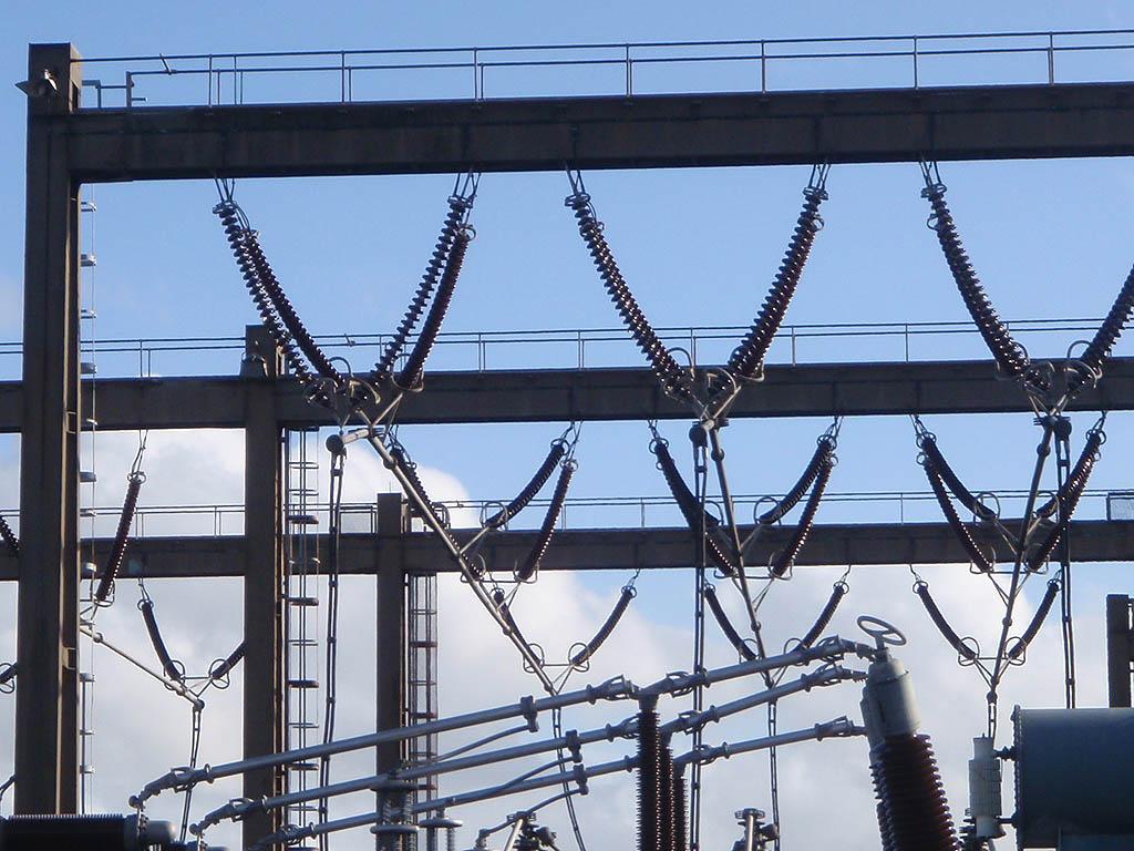 Melksham Electricity Station, Lacock
