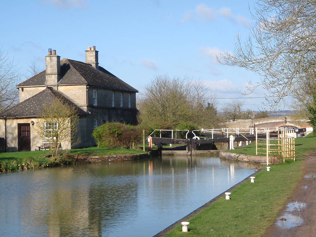 Semington Lock No. 15