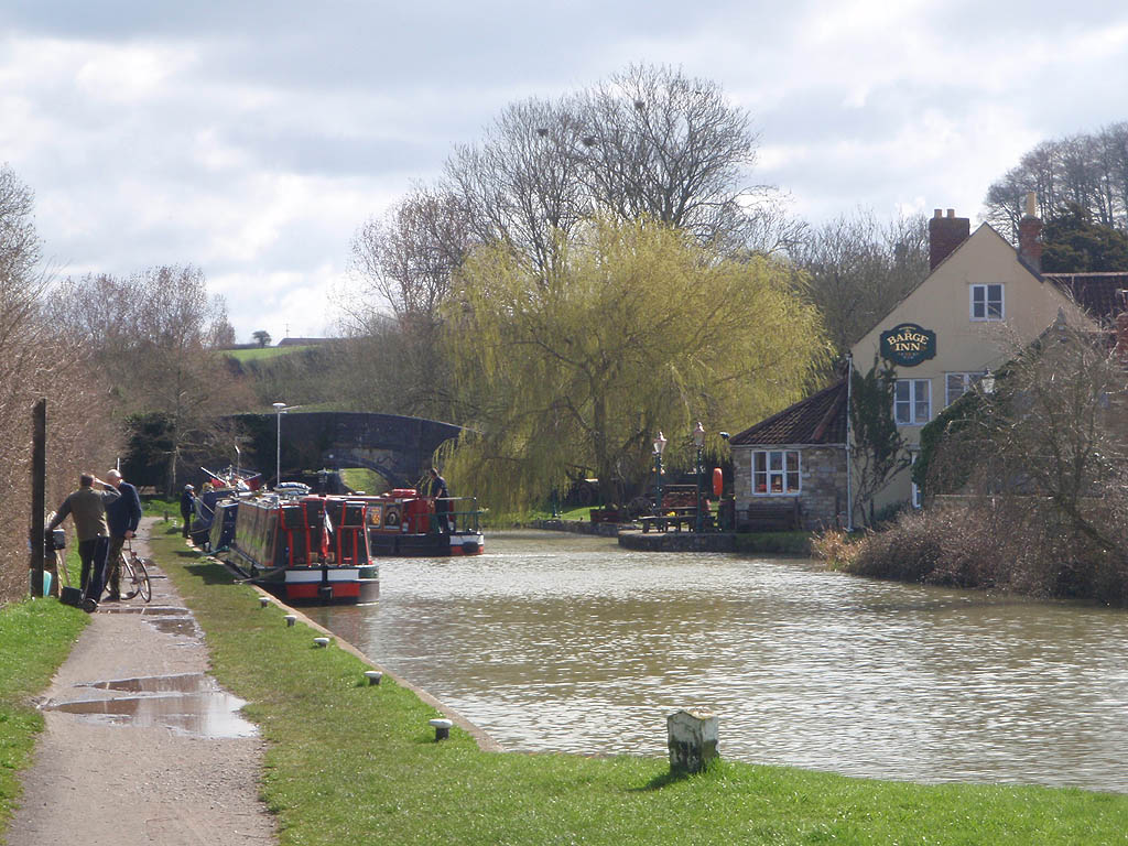 The Barge at Seend