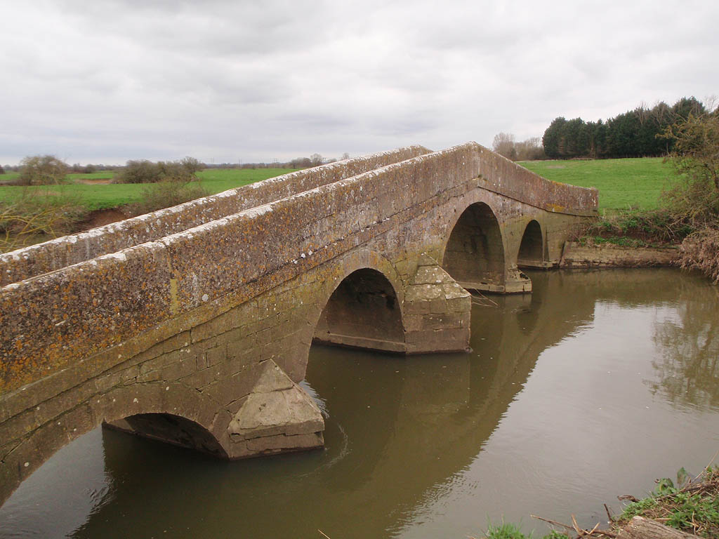 Pack Horse Bridge, River Avon