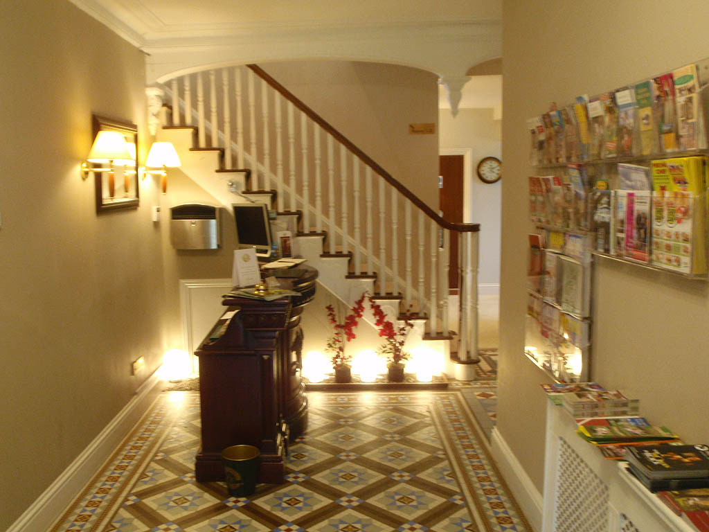 Reception - Well House Manor - Business Hotel