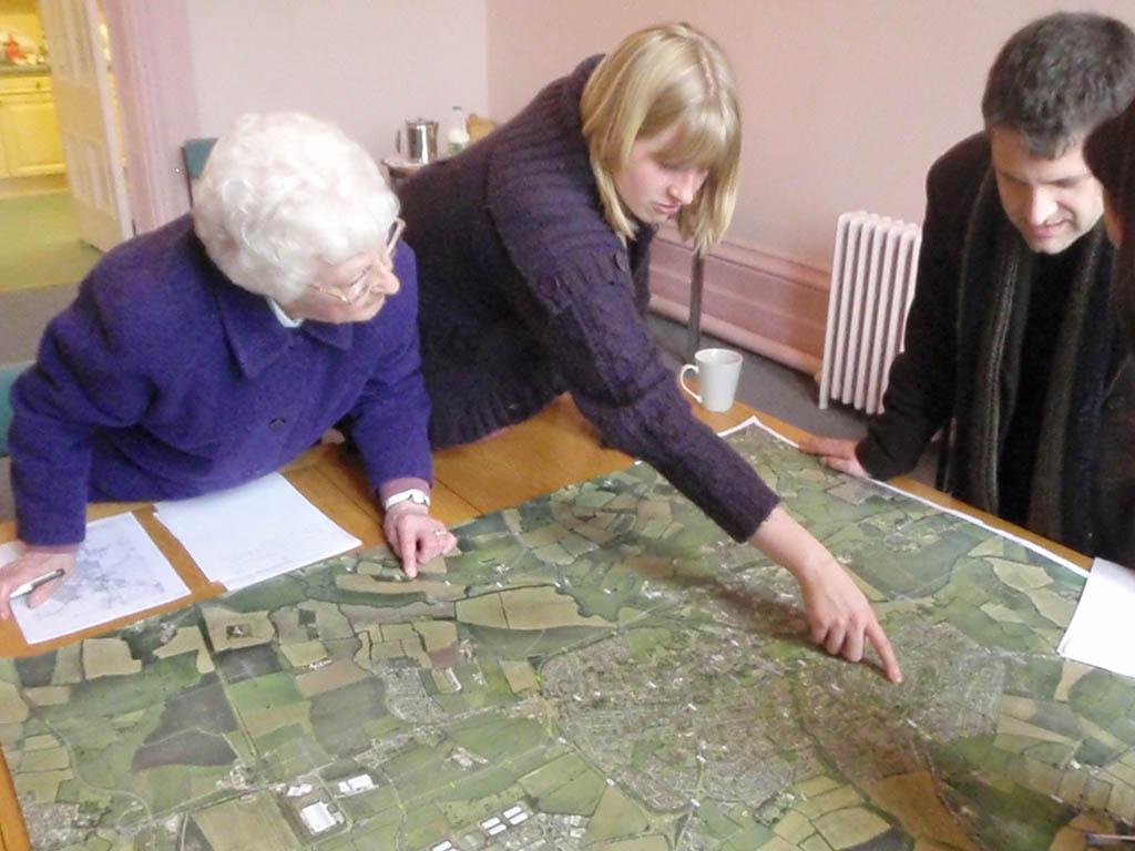 Planning for Melksham