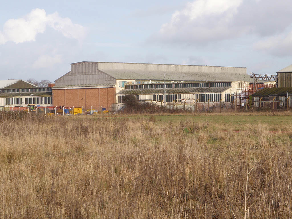 Christie Miller Sports Centre - the old RAF Melksham