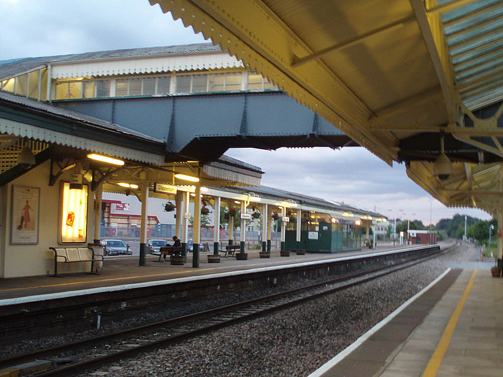 Chippenham Station
