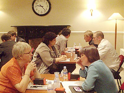 Business Networking at Well House Manor