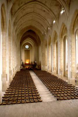 Guildford Cathedral - internal