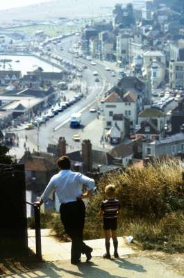 Hastings - from the hill