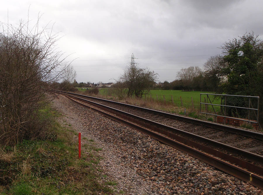 Chippenham to Trowbridge Railway