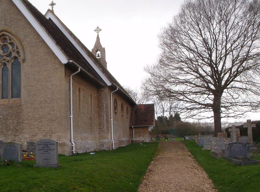 Beanacre Church
