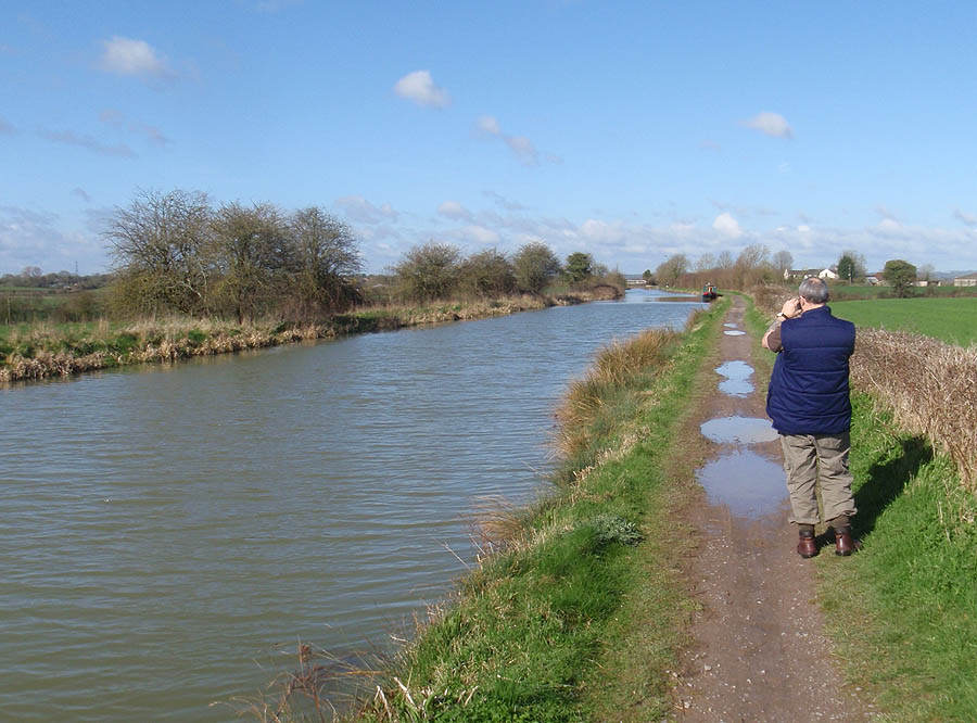 Photographing the Canal