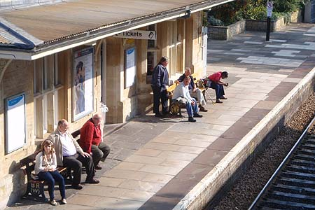 Bradford-on-Avon Station