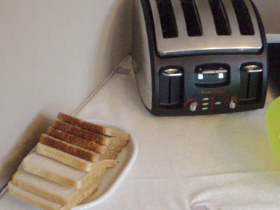 Toaster Station / Sliced Bread