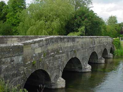 Amesbury old bridge