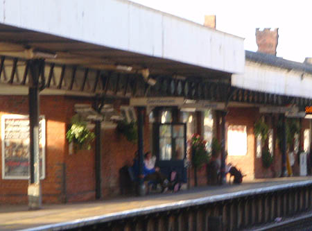Brockenhurst Station