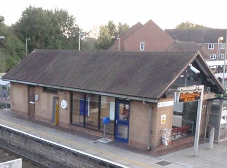 Hedge End Station