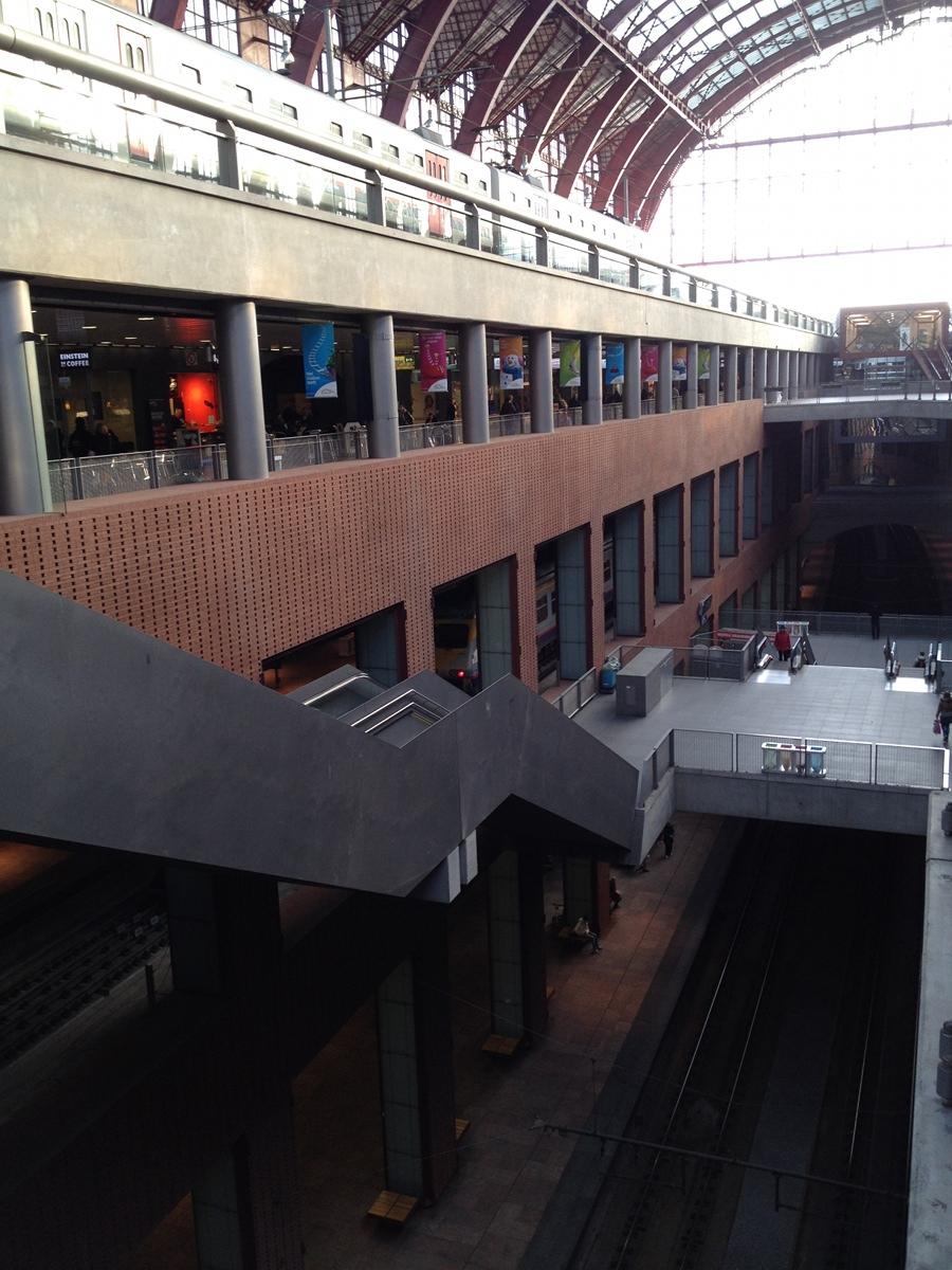 Antwerp Central?