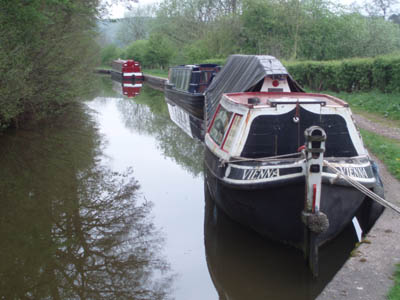 Vienna on the canal at Cheddleton