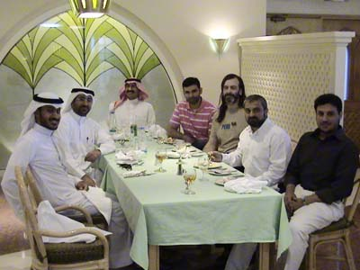 Perl class with Graham as tutor in Saudi Arabia