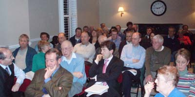 Public Meeting in Melksham