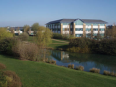 Cambridge Science Park