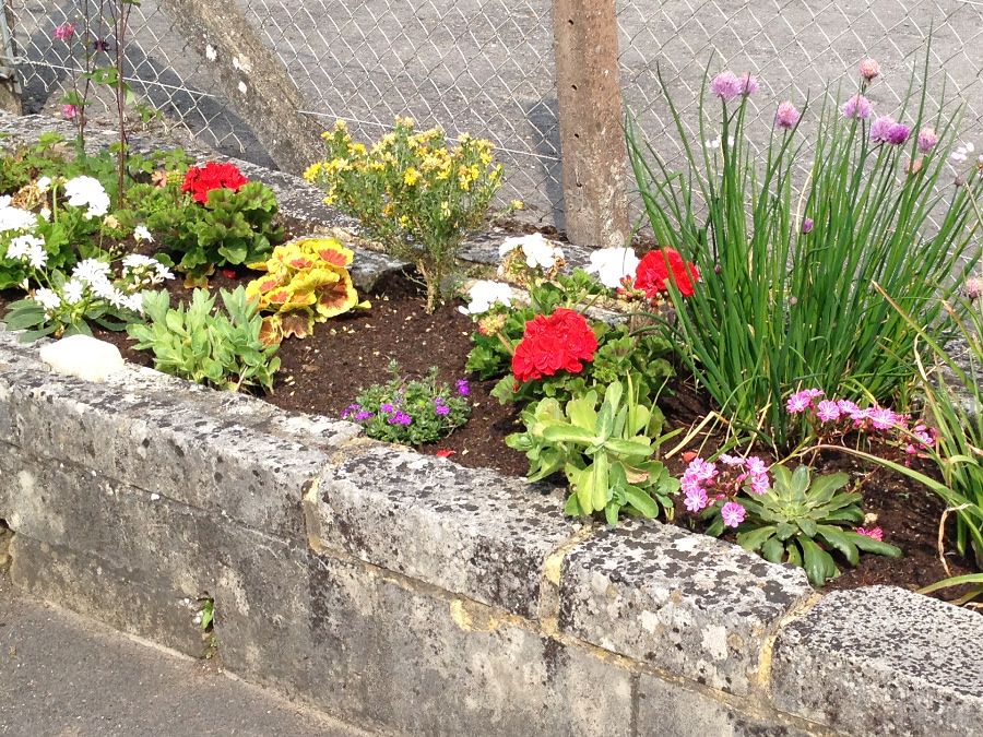 Planter, Melksham Station