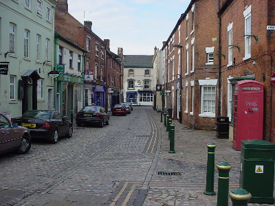 Atherstone was a town in Roman times