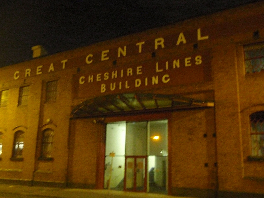 Birkenhead Central / Cheshire Lines Committee