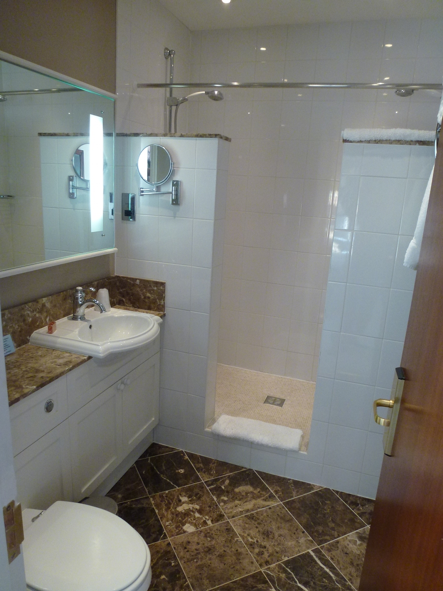 Bathroom 4, December 2011