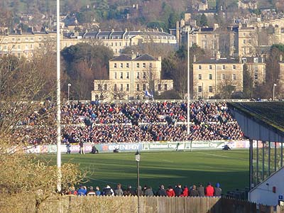Rugby at Bath