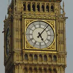 Big Ben, Houses of Parliament, London