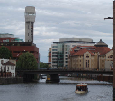 Bristol Floating harbor and Shot Tower