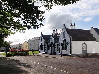 Almeshouses, CarrickFergus