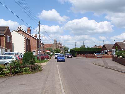 Street scene, Berryfield