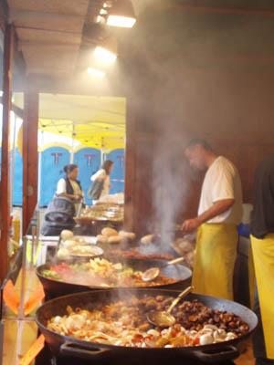 German food in Bristol - FolksFest