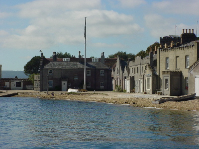 Brownsea Island by boat
