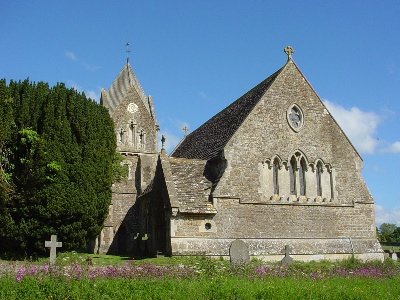 Bowden Hill Church, near Lacock