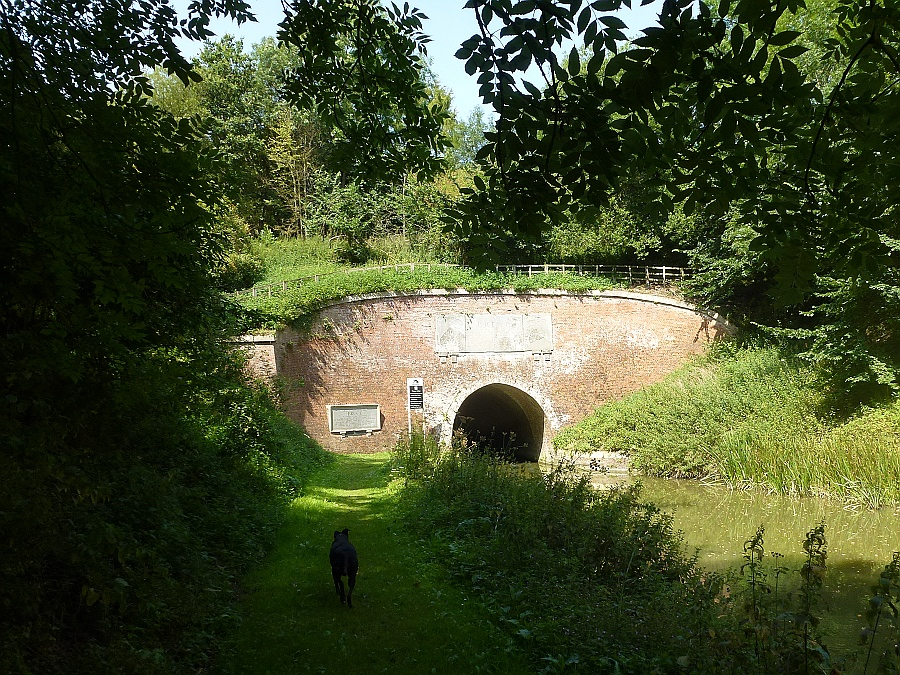 Bruce Tunnel, Kennat and Avon Canal