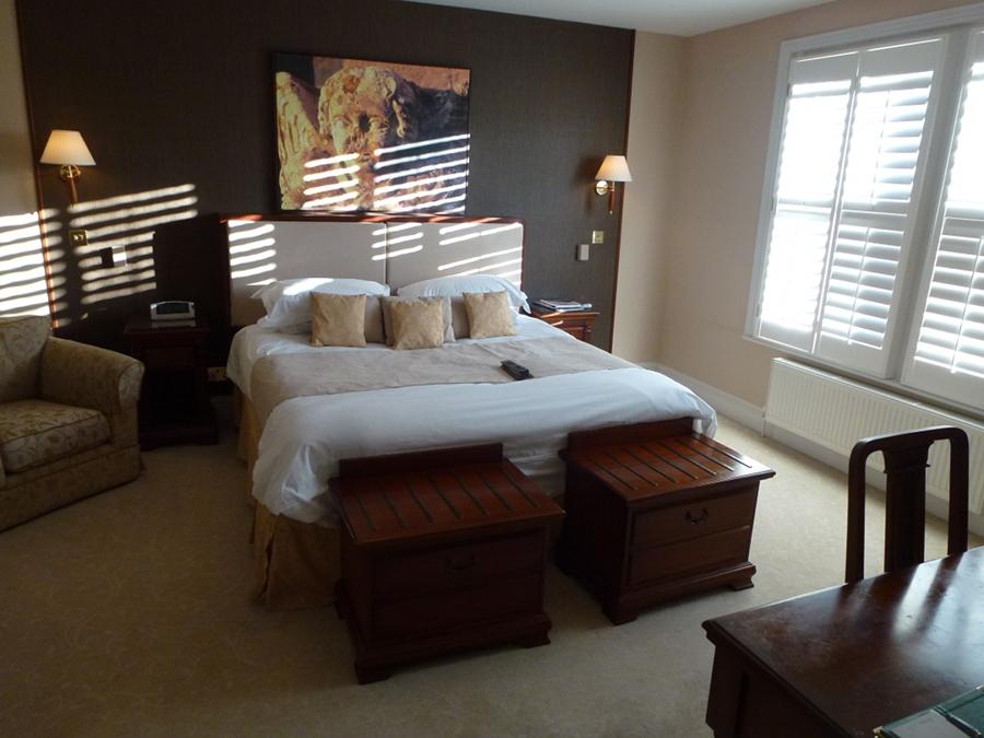 Bedroom 4, December 2011
