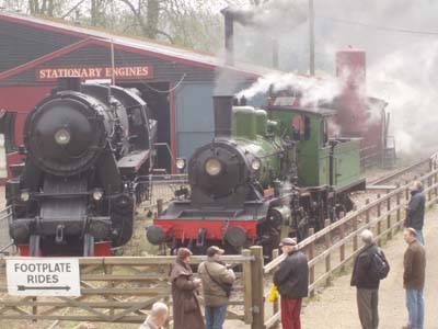 Standard Gauge Steam at Bressingham