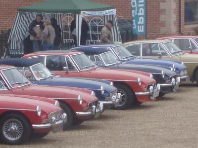 MG Rally
