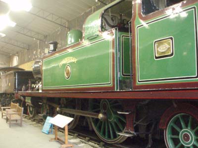 Thundersley - London Tilbury and Southend 4-4-2 Tank