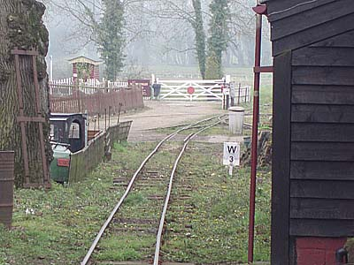 Narrow Gauge Railway at Bressingham