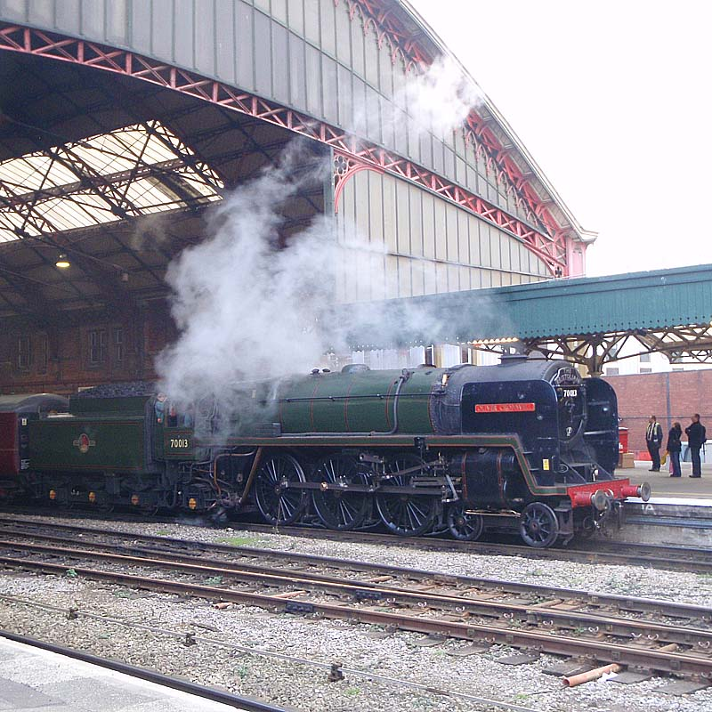 Britannia at Temple Meads