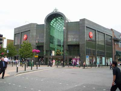 Bromley Glades Shopping Centre