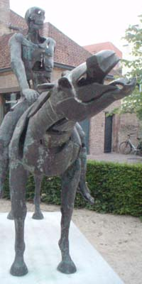 Brussels Horses
