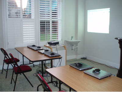 Small training Room