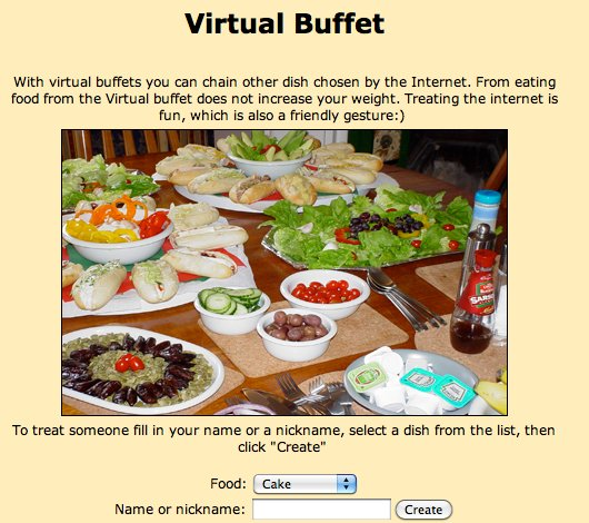 Virtual Buffer - Great idea - shame the image is stolen