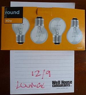 Round bulbs